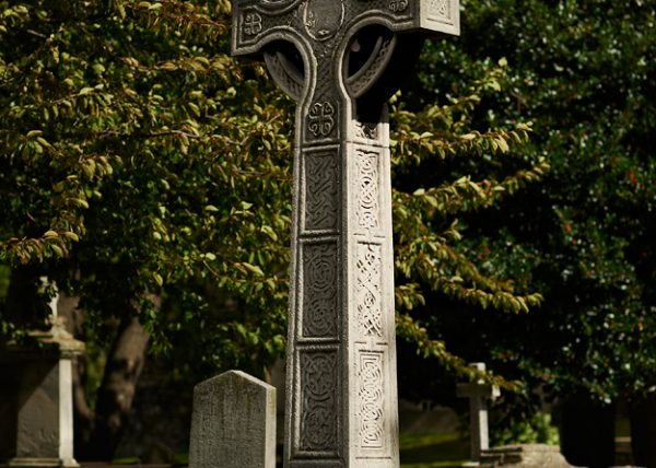 High Cross at St. Patrick's Cathedral