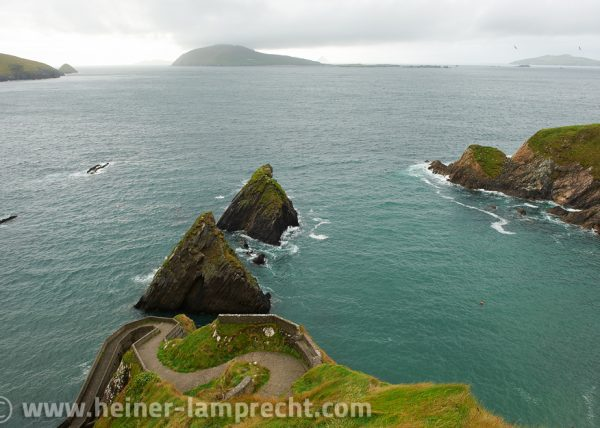 View to Blasket Islands