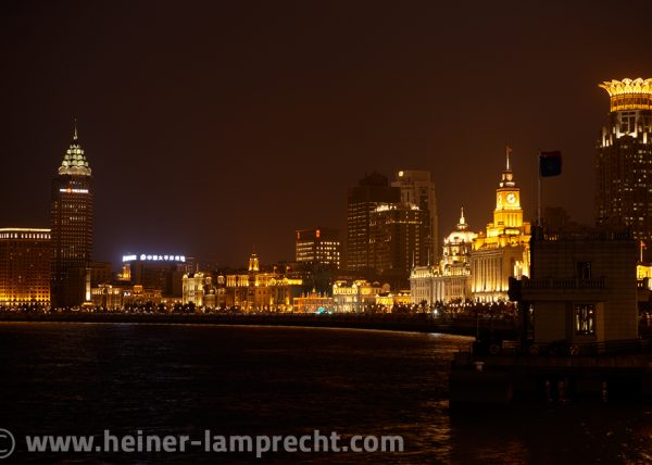 The Bund @ night