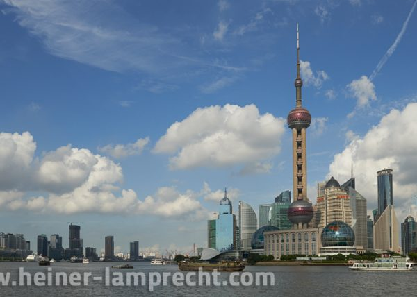 View on Pudong