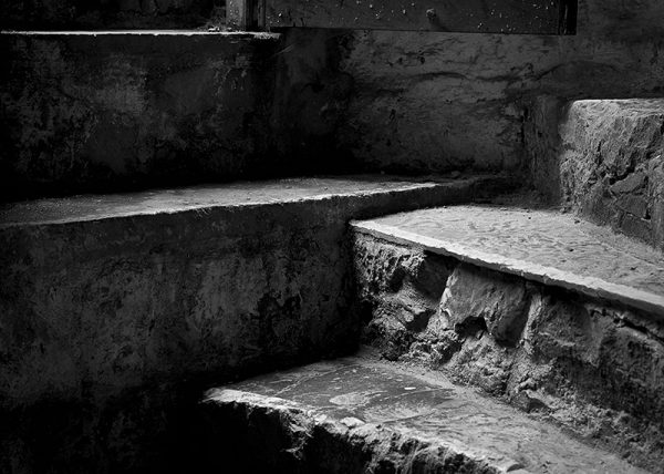 Stairs - King John's Castle