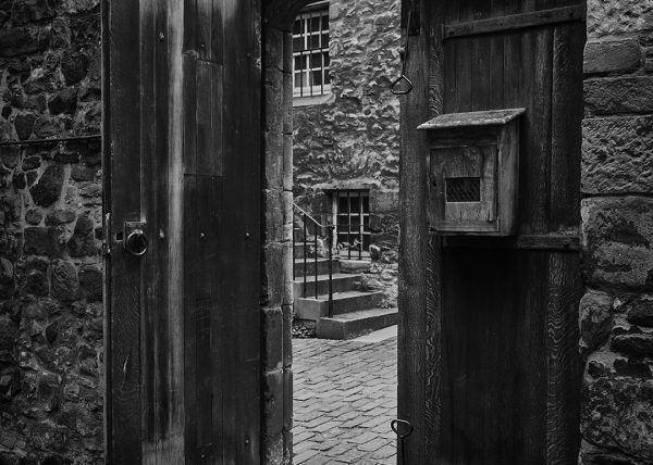 Bakehouse Close - Edinburgh