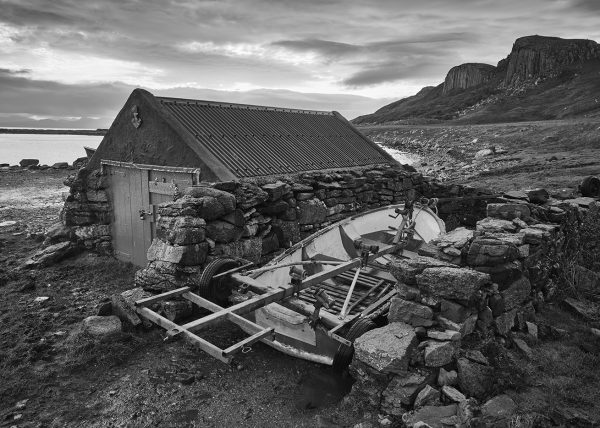 Staffin Harbour